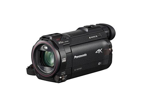 Panasonic HC-WXF991K 4K Ultra