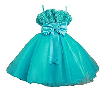 Karmen Angel Fancy Dresses for Flower Girls Wedding Party Kids Dress