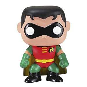 Funko Robin POP Heroes at Gotham City Store