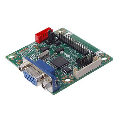 Zcl Hzled Lcd Driver Board - Green (5V)