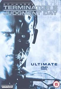 Terminator 2: Judgment Day (Two Disc Ultimate Edition) [DVD] [1991]