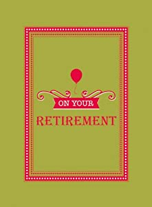 On Your Retirement by Summersdale