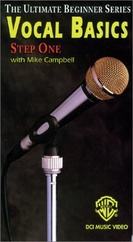 Ult Beginner Series: Vocal Basics 1 [VHS]