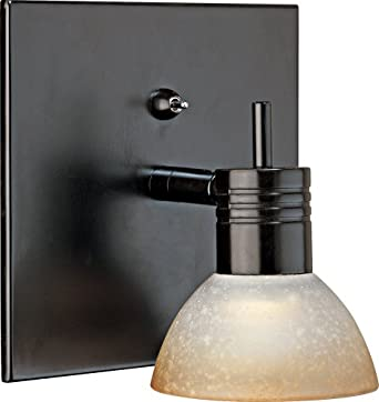 Task Lighting Modo Bronze Adjustable Wall Sconce - Sconces With On Off Switches - Amazon.com