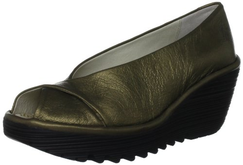 Fly London Women's Yaff Bronze Comfort P500392009 4 UK