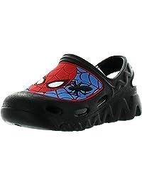 Marvel Boys Spiderman Clog Sandals
