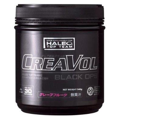 HALEO クレアボルブラック OPS 540g グレープフルーツ [その他]