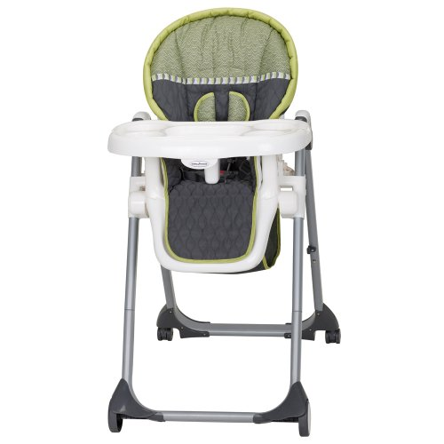 Baby Trend Accent High Chair, Evergreen, 40 Pounds