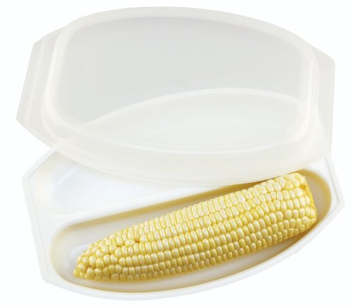 Fox Run Microwave Corn Steamer With Lid