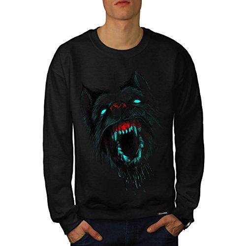 Werewolf Scary Beast Sweatshirt