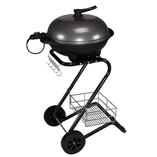 Favex - 971.3409 - Barbecue électrique sur pied 1600w PANAME