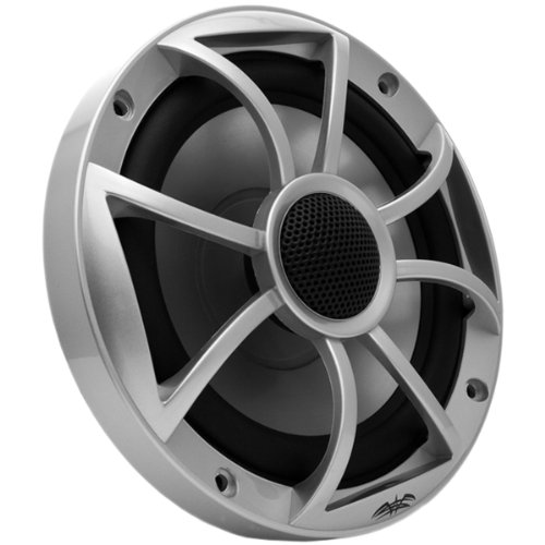 "Wet Sounds Xs-65I Series 6.5"" Silver Cone Marine Coaxial Speaker - 120 Watts Max / 60 Watts Rms"