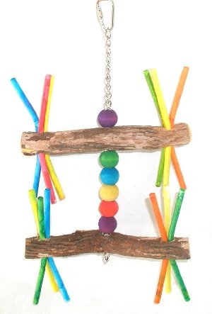 Cheap Stick Twirl 7in x 13in Large Bird Toy (B000ENKS7I)
