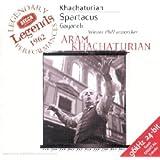 Khatchatourian : Spartacus (extraits) ; Gayaneh (extraits) / GLAZOUNOV : Les Saisons