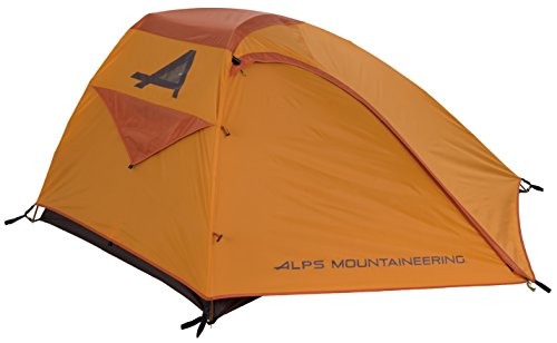ALPS Mountaineering Zephyr 2 Backpacking Tent, Brown (Alps Zephyr 2 compare prices)