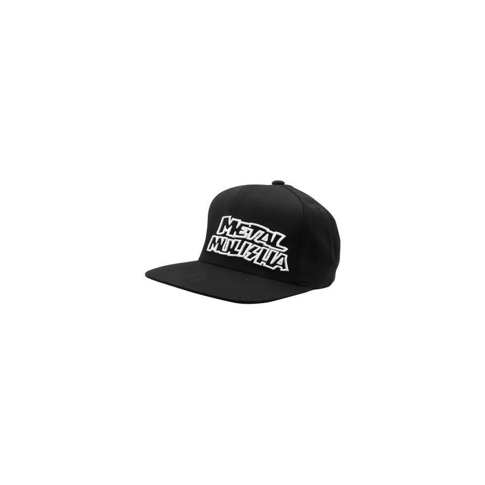 ee2a89fd0b7 Metal Mulisha Terminal Snapback Hat Black on PopScreen