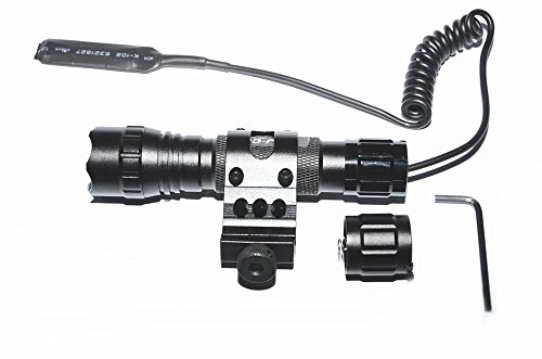 Purchase WindFire® Tactical Flashlight Cree Xm-l T6 Led 1000 lm 3.7-18V 1 Mode Light 18650 Battery ...