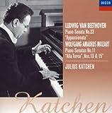 ベートーヴェン:ピアノ・ソナタ第23番、モーツァルト:ピアノ・ソナタ第11番,第13番,第15番