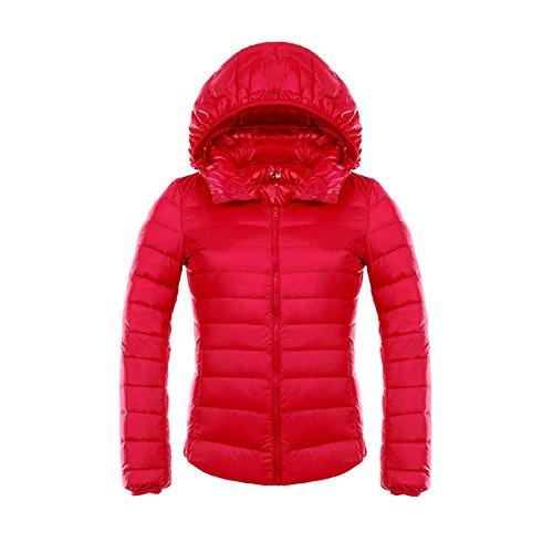 WJP donne ultra leggero rivestimento Packable gi? Outwear tampone piumino W-2487