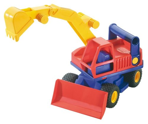 Wader Vehicles - Construction Truck Excavator