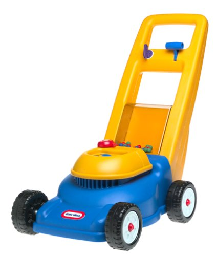 An Image of Little Tikes Mulching Mower