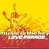 echange, troc Compilation, Jeff Mills - Love Parade 99