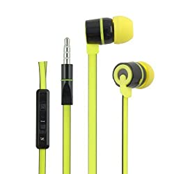 Yison CX320G In Ear Headphones With Mic (Green)