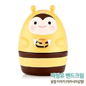 Etude house Missing U, Bee Happy Hand Cream - HoneyBee Story (30ml)