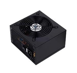 SilverStone Strider 400W, 80 PLUS, Active PFC Power Supply ST40F-ES (Black)