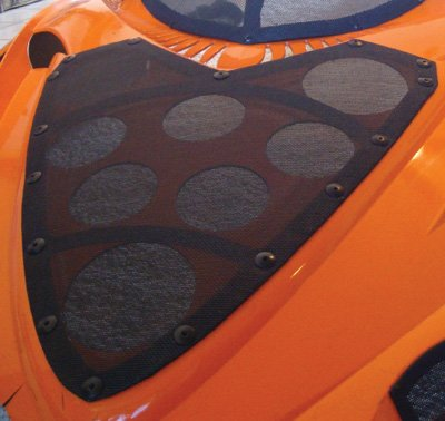 Grill Hood Vents front-64785