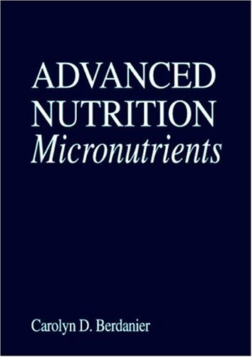 Advanced Nutrition Micronutrients (Modern Nutrition) (Advanced Energy Anatomy compare prices)