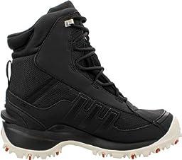 adidas Outdoor Kids Unisex Terrex Conrax CP CH (Little Kid/Big Kid) Black/Chalk White/Bold Orange Boot 4.5 Big Kid M