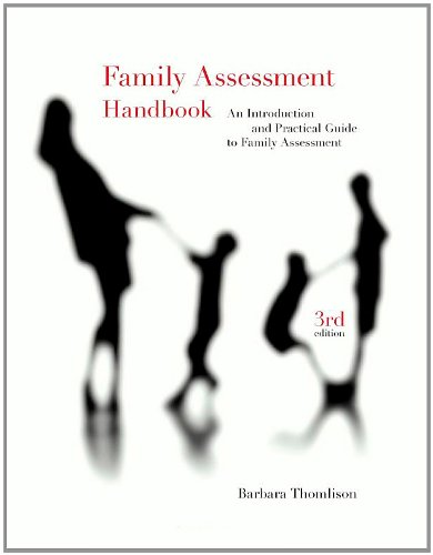 Family Assessment Handbook: An Introductory Practice...