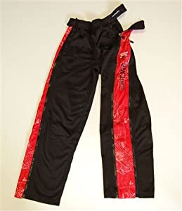 Chicago Bulls Youth Blueprint Zipway Pants by Unknown