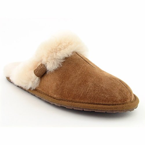 Cheap EMU AUSTRALIA Wilpena Slippers Shoes Brown Womens (B005EHSX6M)
