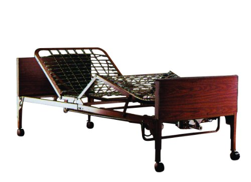 "Full Length Electric Home Care Bed Package 88"" L X 36"" W X 24-1/2"" H, 450 Lb. Weight Capacity [1 Each (Single)]"