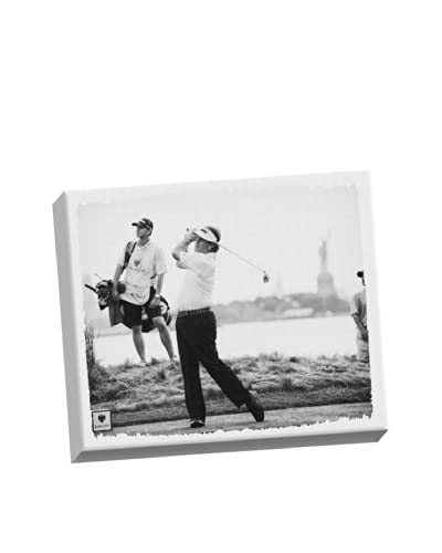 Steiner Sports Memorabilia Phil Mickelson Stretched Canvas