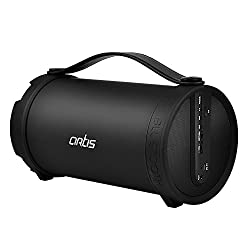 Artis BT306 Wireless Portable Bluetooth Speaker With FM / TF Card Reader / AUX IN (Black)