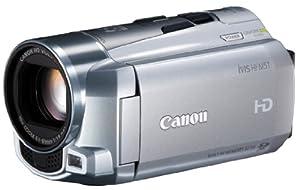 Canon デジタルビデオカメラ iVIS HF M51 シルバー 光学10倍ズーム フルフラットタッチパネル IVISHFM51SL