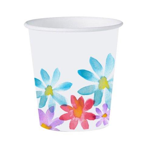 Disposable 3 Oz. Bathroom Paper Cup - 100 Count