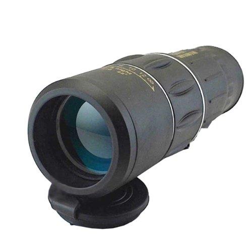 Nuoya001 Hunting Focus 16-36X52 Hd Optics Telescope Zoom Green Optic Len Armoring Monocup