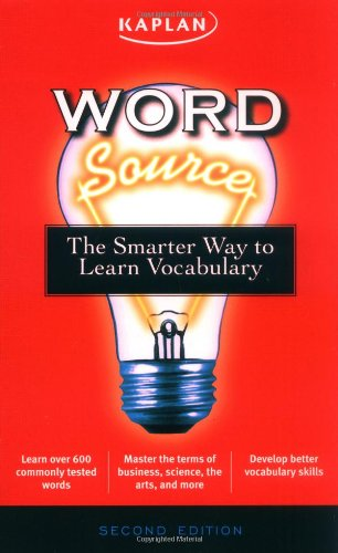 Word Source: The Smarter Way To Learn Vocabulary (Kaplan Word Source) front-446343