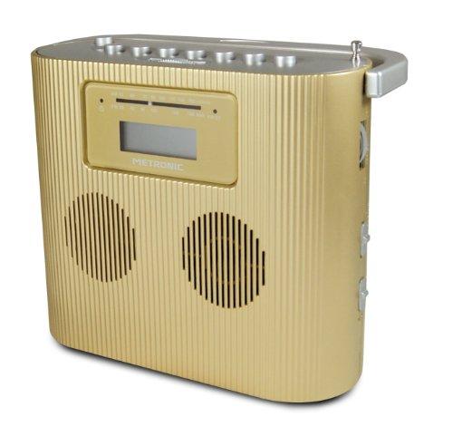 Metronic 477127 Radiorekorder ( CD-Player,MP3 Wiedergabe )
