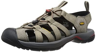 KEEN Men's Kanyon Sandal,Brindle/Bossa Nova,8 M US