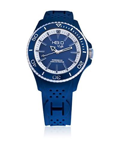 HEKO+LIFE Reloj con movimiento Miyota Unisex Freesize  40 mm