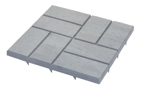 Cheap Emsco Group 2157 Poly Patio Pavers Grey 16 Inch X 16 Inch   24 Pack  Review