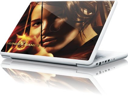 Skinit The Hunger Game -Katniss Bow & Arrow Vinyl Laptop Skin for Apple MacBook 13-inch