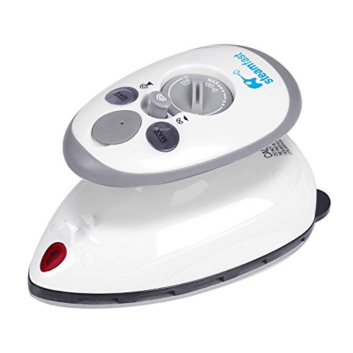 Steamfast SF-717 Home-and-Away Mini Steam Iron (Electric Irons compare prices)