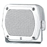 Poly-Planar Subcompact Box Speakers 80W (PR White)