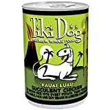 TIKI Dog Canned Food for Dogs, Kauai Chicken and Prawn Recipe (Pack of 12 14-Ounce Cans)